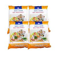 4 Gói Bột canh Hà Nội Food 1kg
