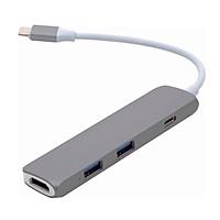Bộ Chuyển Đổi HyperDrive USB-C - HDMI 4K – Hàng Nhập Khẩu