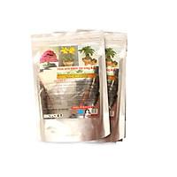 2 Bao Viên hữu cơ tan chậm siêu dinh dưỡng cho hoa kiểng, rau tại gia (Bao 500 gr)