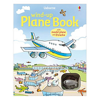 Sách tiếng Anh - Usborne Wind-up Plane Book