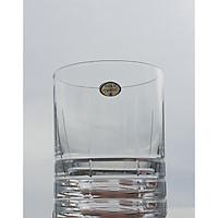 Bộ 6 ly uống Whisky, nước 100% pha lê glass cường lực sang trọng 320 ML