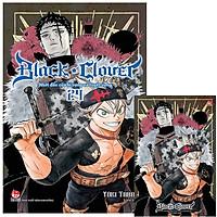 Black Clover - Tập 24: Khởi Đầu Của Hi Vọng Và Tuyệt Vọng - Tặng Kèm Postcard