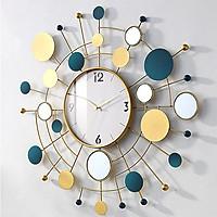Đồng hồ treo tường hình tròn nghệ thuật