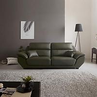 GHẾ SOFA DA THẬT 3 CHỖ NGỒI SF312A - Nội Thất Hàn Quốc Dongsuh Furniture