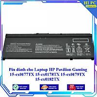 Pin dành cho Laptop HP Pavilion Gaming 15-cx0177TX 15-cx0178TX 15-cx0179TX 15-cx0182TX - Hàng Nhập Khẩu
