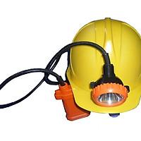 Mũ hầm lò có đèn