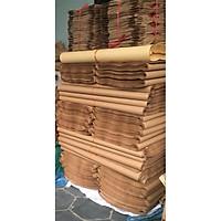 10 tập giấy kraft gói hàng
