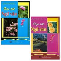 Combo Học Tốt Ngữ Văn Lớp 8 - Tập 1 Và 2 (Bộ 2 Tập)