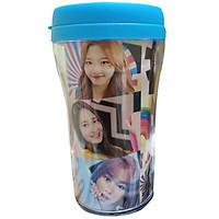 Ly uống nước côc cà phê in hình Momoland