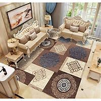 Thảm trải sàn bali cao cấp kích thước 160*230cm  ma san pham 22