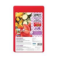 Thớt Nhựa Chống Bám Bẩn 2 Mặt Siêu Bền Korea 30x20cm + Tặng Hồng Trà Sữa (Cafe) Maccaca 20g