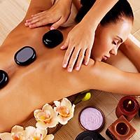 Rita HomeSpa - Liệu Trình 75 Phút Massage Body Đá Nóng Thải Độc (Bao Gồm Xông Hơi)