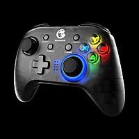 Tay Cầm Chơi Game Không Dây GameSir T4 Pro Bộ Điều Khiển LED Nhiều Màu Tay Cầm Chơi Game Không Dây 5in1 Hỗ Trợ Switch/ PC/ Android/ iOS/ Macbook-4117-Hàng Nhập Khẩu