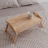 Bàn Ăn Mini Gỗ Thông OCHU - Bed Tray