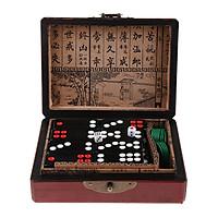 Trung Quốc Pai Gow Paigow Ốp Bộ Casino Game Đảng Món Đồ Chơi Vui Nhộn cho Entertainemnt