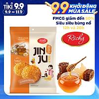 Bánh gạo Jinju Gold hương vị Ganjang mật ong