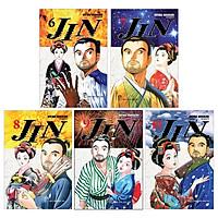 Combo Jin: Tập 6 Đến Tập 10 (Bộ 5 Tập)