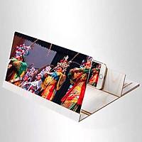 Kính phóng to màn hình 8inch 4D mẫu mới ( Gỗ + Acrylic )