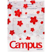 Giấy Kiểm Tra Campus - Kẻ Ngang Có Chấm - TP-BSS70G-30 - 20 Tờ/Túi