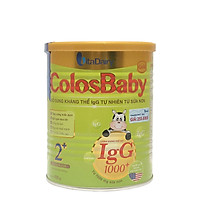3 Hộp Sữa Bột Vitadairy ColosBaby Gold 2+ (400g)