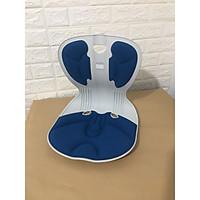 Đệm ghế hỗ trợ xương sống màu blue Hàn Quốc