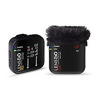 Microphone Lensgo LYM-348C Single 1V1 1 Phát 1 Thu - Hàng Chính hãng