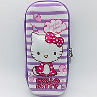 Bóp Bút Viết Nhựa Hello Kity-8813 - Mẫu Ngẫu Nhiên
