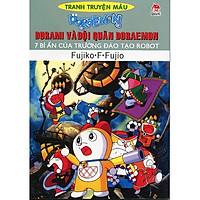 Doraemon Truyện Tranh Màu - Dorami Và Đội Quân Doraemon - 7 Bí Ẩn Của Trường Đào Tạo Robot (Tái Bản)