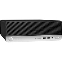 PC HP ProDesk 400 G6 SFF 8JT64PA (Core i3-9100/ 4GB RAM/ 128GB SSD/ DVDRW/ K+M/ DOS) - Hàng Chính Hãng