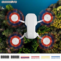 Mini Propeller Set for DJI Mavic Drone Quieter Flight and Powerful Thrust Remote Control Plane Spare Accessories