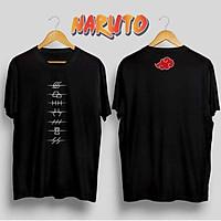 ÁO THUN Naruto Akatsuki đẹp giá siêu rẻ