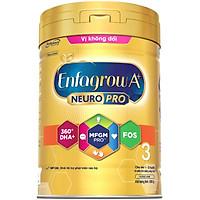 Sữa bột Enfagrow A+ Neuropro 3 cho trẻ từ 1 – 3 tuổi - 830g