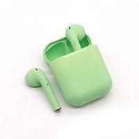 Tai nghe Bluetooth Inpods 12 - Cảm biến vân tay, chống nước,màu sắc đa dạng- 5 màu sắc lựa chọn