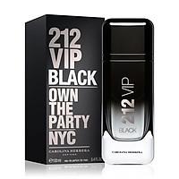 Nước Hoa Nam Carolina Herrera 212 Vip Men Black Edp 100Ml