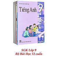 Sách Giáo Khoa Bộ Lớp 9 - Sách Bài Học (Bộ 12 Cuốn) (2021)