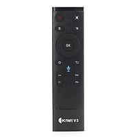 Điều Khiển Remote KIWI V3 (hỗ trợ Tìm Kiếm Bằng Giọng Nói, Voice Search)