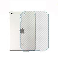 Miếng dán carbon mặt lưng chống trầy iPad Pro 9.7 inch