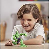 Đồ Chơi Siêu Anh Hùng Avengers Bend N Flex E7377 - Hulk