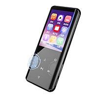 Máy Nghe Nhạc MP3 Hỗ Trợ Xem Phim Định Dạng AVI RUIZU D25 Công Nghệ Bluetooth 5.0 Màn Hình 2,4Inch Cong 3D Có Tính Năng Lặp A-B Hỗ Trợ Học Tiếng Anh - Bộ Nhớ Trong Từ 16Gb Đến 32Gb
