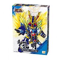 Đồ Chơi Lắp Ráp Mô Hình Gundam Nhân Vật Tướng Tam Quốc Diễn Nghĩa