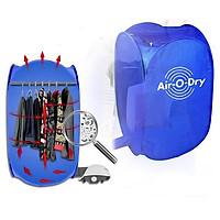 Máy sấy quần áo thông minh Air-O-Dry tặng kèm set 10 miếng nhựa gấp quần áo