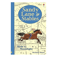 Usborne Sandy Lane Stables Ride by Moonlight