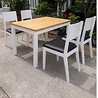 Bộ bàn ăn 4 ghế PL02