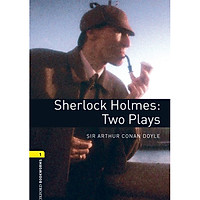 Oxford Bookworms Library (3 Ed.) 1: Sherlock Holmes: Two Plays Mp3 Pack
