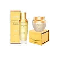 Kem Face Đa Năng 20g & Gel Rửa Mặt Đa Năng 150ml Hawon Gold