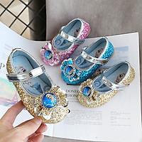 Giày búp bê công chúa Elsa cho bé gái