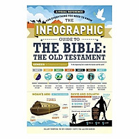 The Infographic Guide To The Bible: The Old Testament: A Visual Reference For Everything You Need To Know