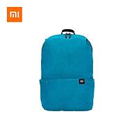 Ba Lô Xiaomi Mi Backpack Nhỏ 10L Thoải Mái Không Sợ Mưa Tạt - Xanh