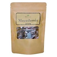 Hạt Macadamia Có Vỏ (100g)