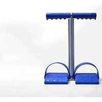 Dụng cụ tập thể dục cho lưng, bụng có dây kéo lò xo đơn REXCHI( Màu ngẫu nhiên)